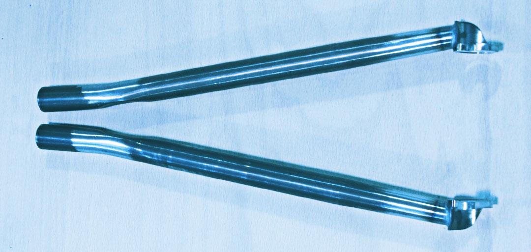 X-Stays, proprietary set di tubi Bixxis