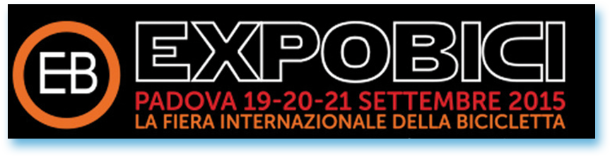 Logo Expobici Padova 2015